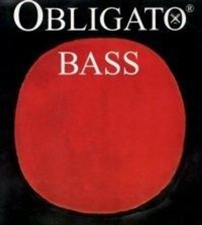Obligato Solo Tuning Upright Bass Strings