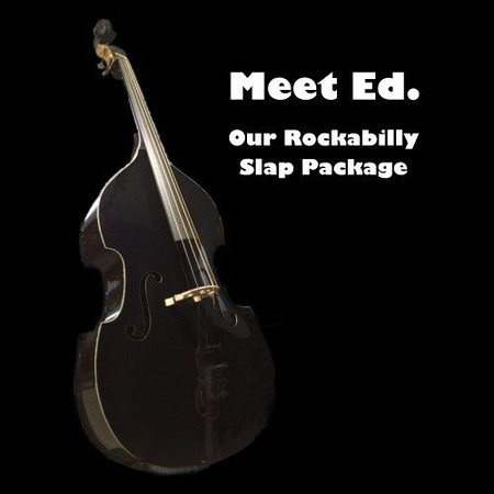 Estle Louis 'Ed' - Our Complete Rockabilly Bass PACKAGE