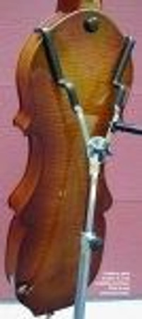 Eminence Electric Upright Bass, stand