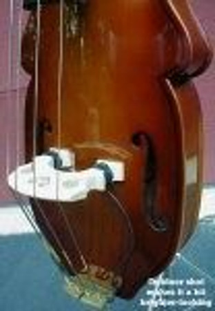 Eminence Electric Upright Bass, pickup
