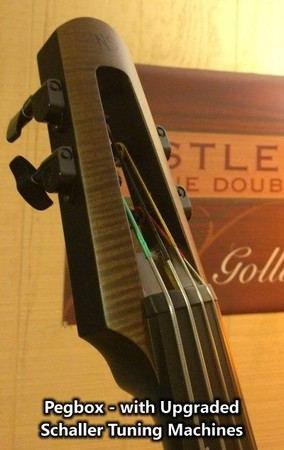 SPECIAL EDITION Gollihur Exclusive NXTa Active Traditional Bass by NS Design