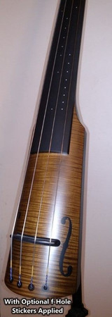 SPECIAL EDITION Gollihur Exclusive NXTa Active Traditional Bass by NS Design, body