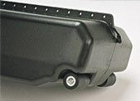 Lightweight Plastic Travel Case for NS Design Bass Instruments