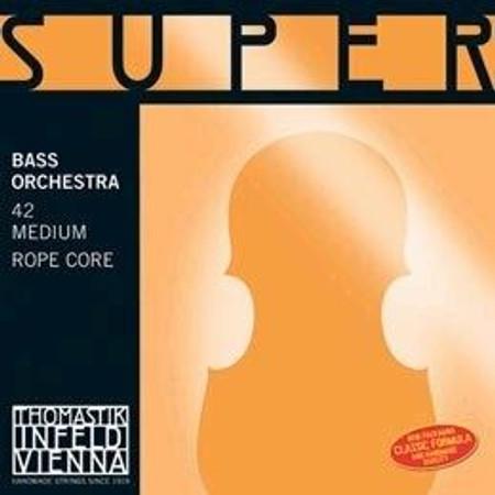 SuperFlexible Upright Bass Strings by Thomastik