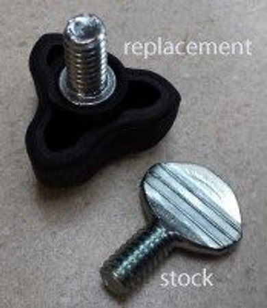 Replacement/Upgrade Thumbscrew - Tightener for Endpin Collar (fits Kay/Engelhardt)