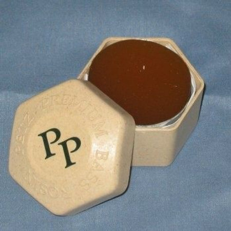 Petz Premium Rosin for Upright Bass, open to show detail