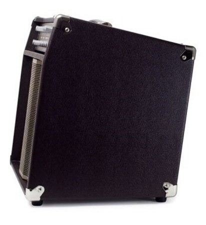 Acoustic Array Pro Combo Amp for Acoustic Instruments by Genzler Amplification, side view