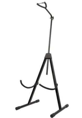 Folding Stand for Double Bass by On Stage