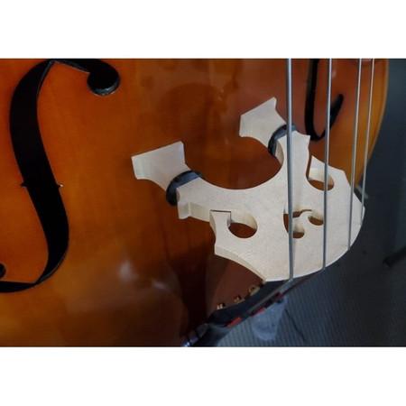Estle Louis Hybrid Double Bass - Adjustable Bridge