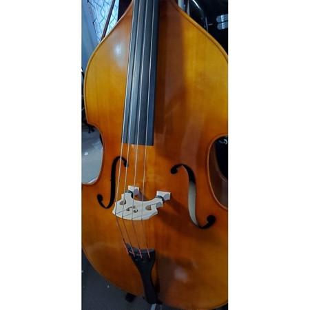 Estle Louis Hybrid Double Bass - Front (alternate)