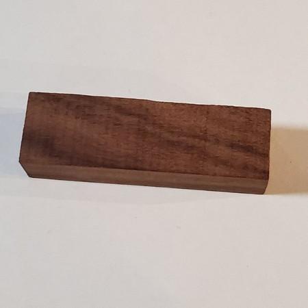 Jatoba Upright Bass Nut (unfinished block)