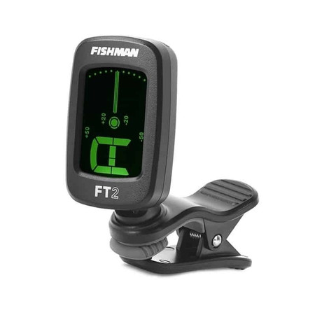 Fishman FT-2 Clip-on Chromatic Tuner, vertical view