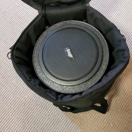 Acoustic Image carry bag for Series II amps - with Doubleshot
