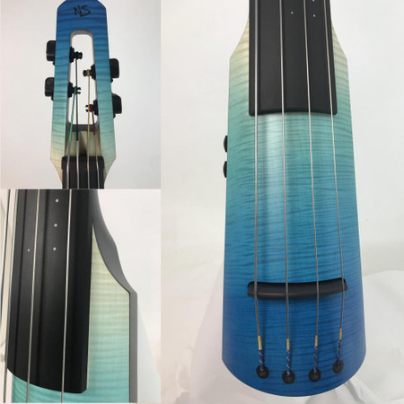 """Limited Edition """"Seasons"""" NS Design NXTa Full Size Electric Upright Basses - Summer multi-shot"""