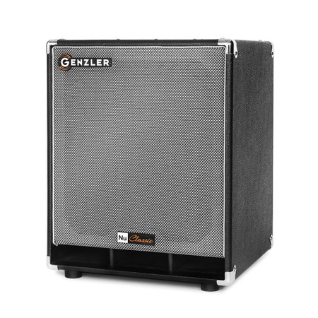 Genzler Nu Classic 112T Speaker Cabinet, clear angled front view