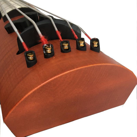 OMNI Bass by NS Design (CR Series) - Fretted 5-string - bottom surface