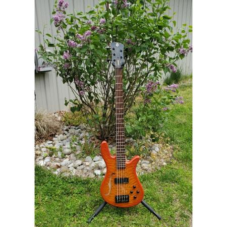 Spector SpectorCore 5 Electric Bass Guitar, full shot