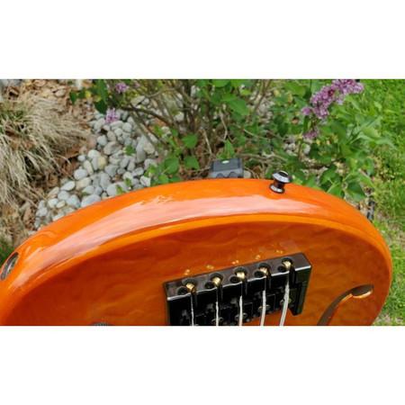 Spector SpectorCore 5 Electric Bass Guitar, bottom edge