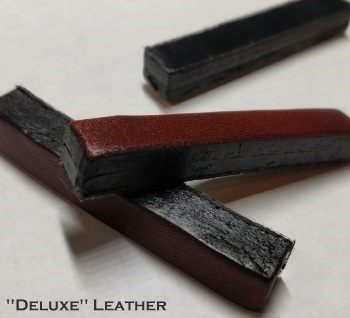 Leather deluxe bumpers