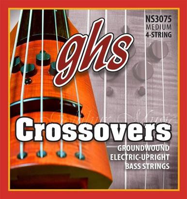 NS Design 4-String Electric Upright Bass WAV4COBEGAB