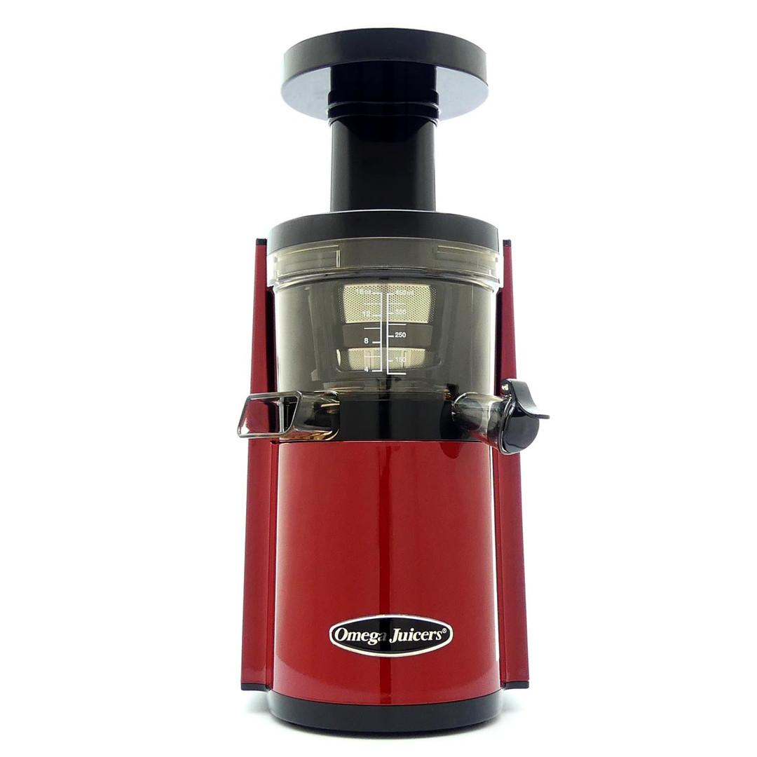 Omega VSJ843QS Pack3 VERT Slow Juicer