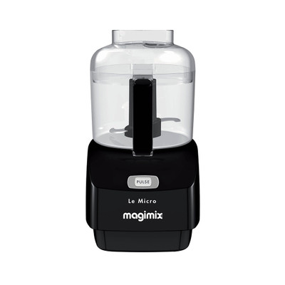 Magimix Le Micro Mini Food Chopper in Black