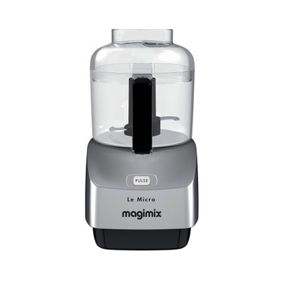 Magimix Le Micro Mini Food Chopper in Satin