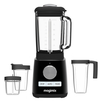 Magimix Power Blender Premium in Black