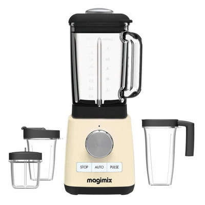 Magimix Power Blender Premium in Cream