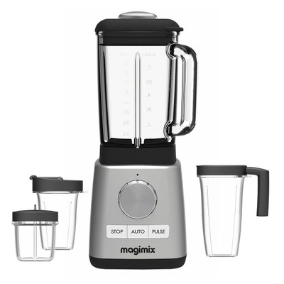 Magimix Power Blender Premium in Satin