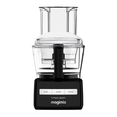 Magimix 3200XL Compact Food Processor in Black