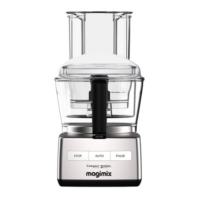 Magimix 3200XL Compact Food Processor in Satin