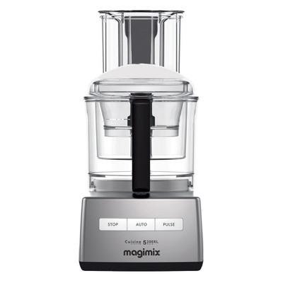 Magimix 5200XL Premium Food Processor in Satin