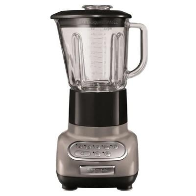 KitchenAid 5KSB5553BCS Artisan Blender in Cocoa Silver with Culinary Jar