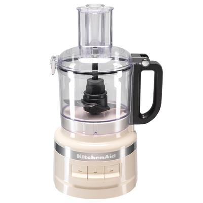 KitchenAid 5KFP0719BAC 1.7-Litre Food Processor in Almond Cream