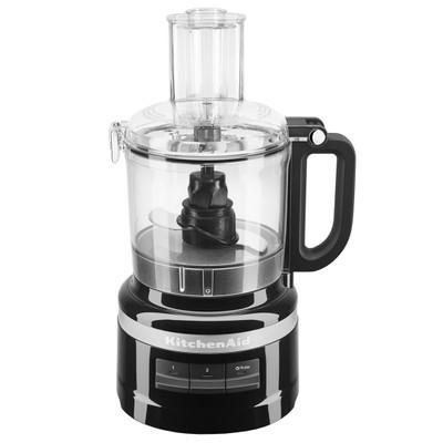 KitchenAid 5KFP0719BOB 1.7-Litre Food Processor in Onyx Black