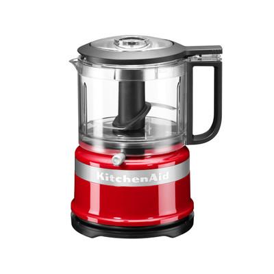 KitchenAid 5KFC3516BER Mini Food Chopper in Empire Red