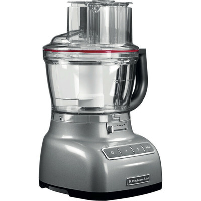KitchenAid 5KFP1335BCU 3.1-Litre Food Processor in Contour Silver