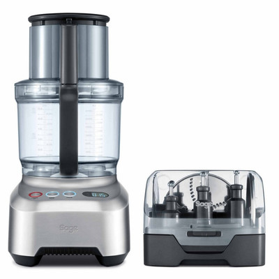 Sage BFP800UK the Kitchen Wizz Pro Food Processor in Stainless Steel