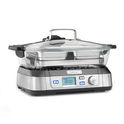 Cuisinart CookFresh Professional Steamer in Silver