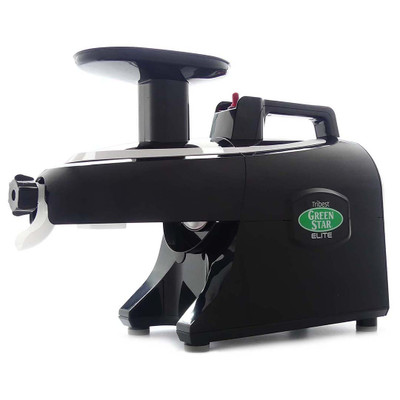 Green Star Elite 5010 Twin Gear Juicer in Black