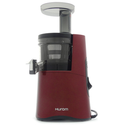 Hurom H-AA Vertical Slow Juicer in Red