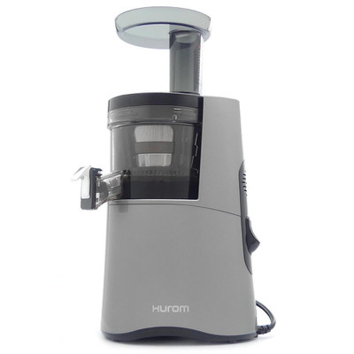 Hurom H-AA Vertical Slow Juicer in Silver