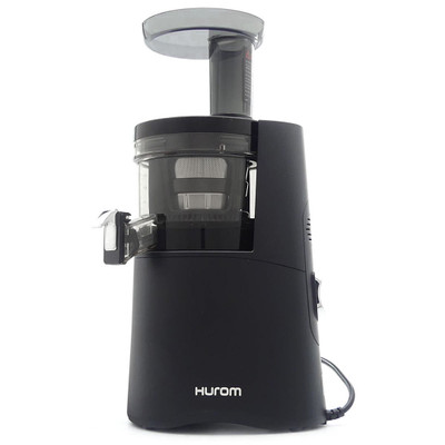 Hurom H-AA Vertical Slow Juicer in Black