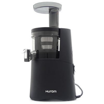 Hurom H-AA Vertical Slow Juicer in Black