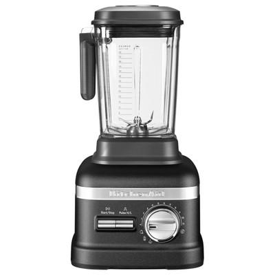 KitchenAid 5KSB8270BBK Artisan Power Plus Blender in Cast Iron Black