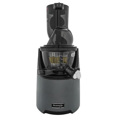 Kuvings EVO820 Plus Wide Feed Slow Juicer in Gunmetal