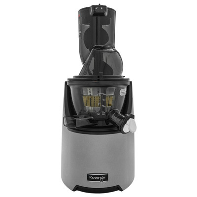 Kuvings EVO820 Plus Wide Feed Slow Juicer in Silver