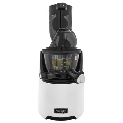 Kuvings EVO820 Plus Wide Feed Slow Juicer in White