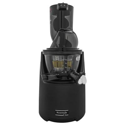 Kuvings EVO820 Plus Wide Feed Slow Juicer in Black